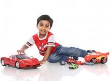 Marknadsföring av leksaker