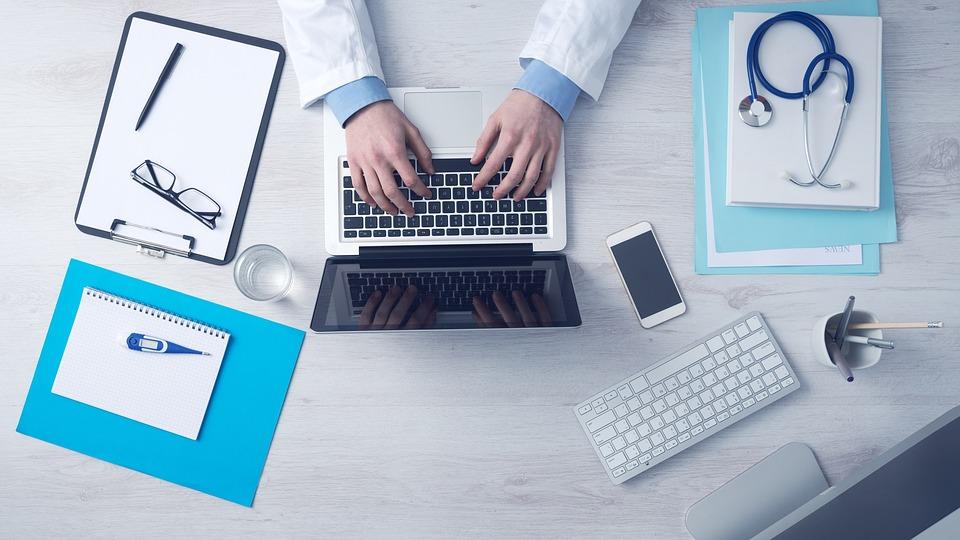 Att marknadsföra sig som läkare